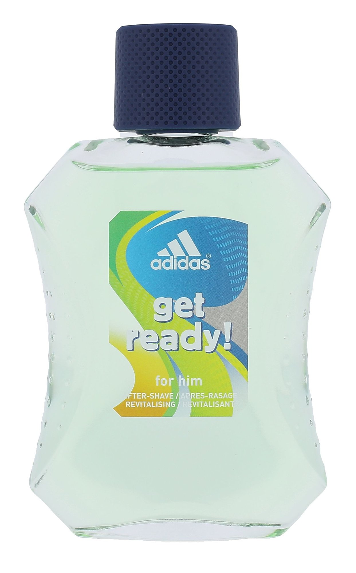 Adidas Get Ready! For Him Aftershave 100ml