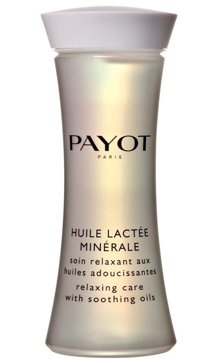 PAYOT Vitalite Minerale Cosmetic 125ml  Huile Lactee Minerale Shower Bath Oil