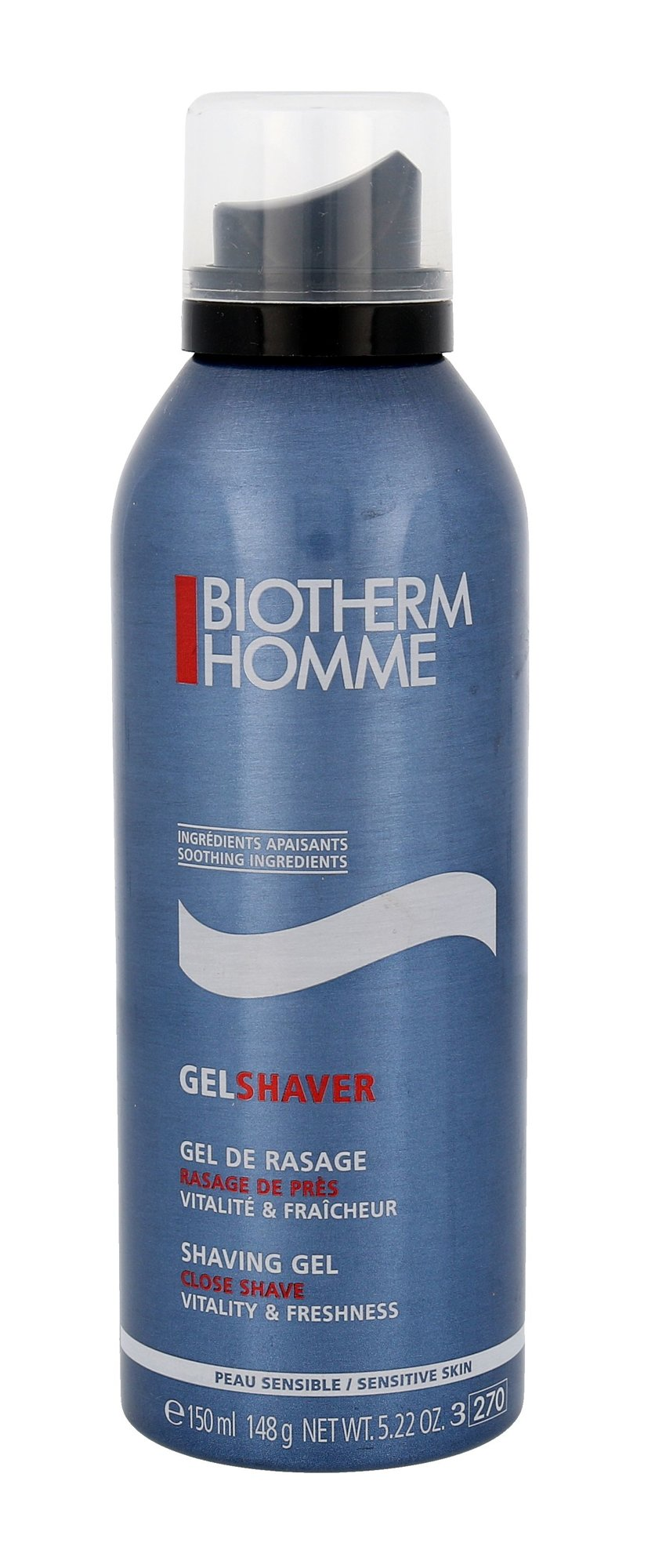 Biotherm Homme Shaving Gel Cosmetic 150ml