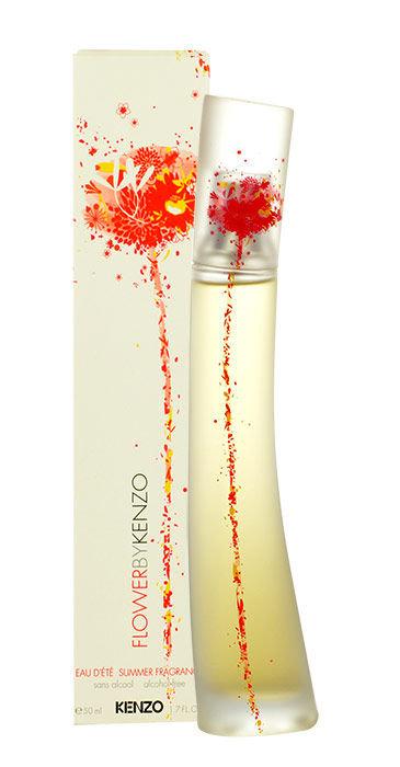 KENZO Flower By Kenzo EDT 50ml  Summer Fragrance 2006
