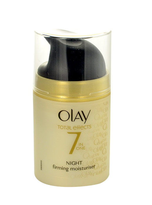 Olay Total Effects Cosmetic 50ml  7-in-1 Night Firming Moisturiser