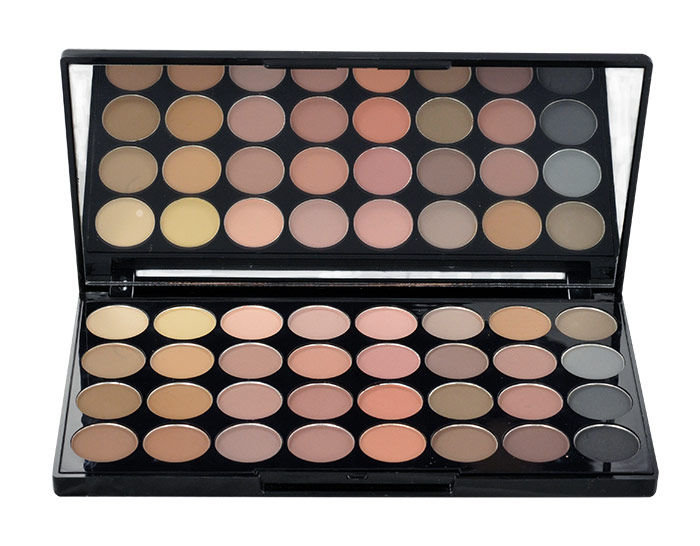 Makeup Revolution London Flawless Matte Palette Cosmetic 16g