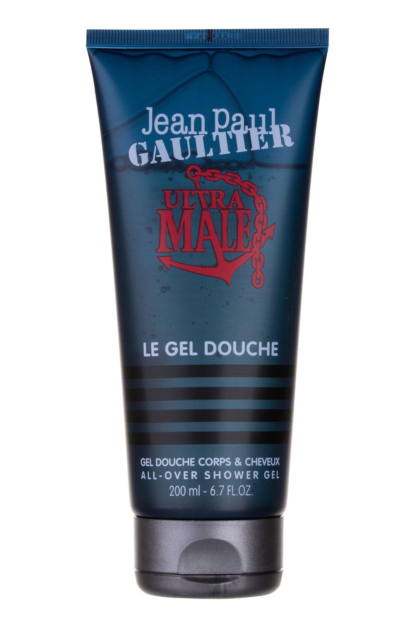 Jean Paul Gaultier Ultra Male Shower gel 200ml