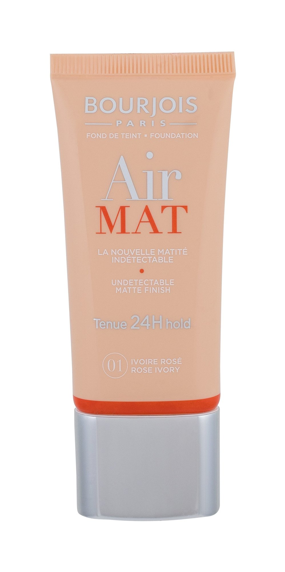 BOURJOIS Paris Air Mat Cosmetic 30ml 01 Rose Ivory