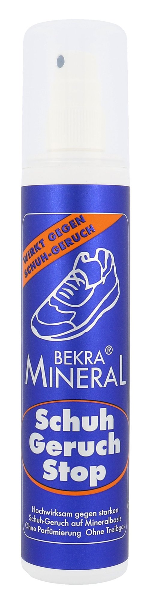 Bekra Mineral Shoe Odour Stop Cosmetic 150ml