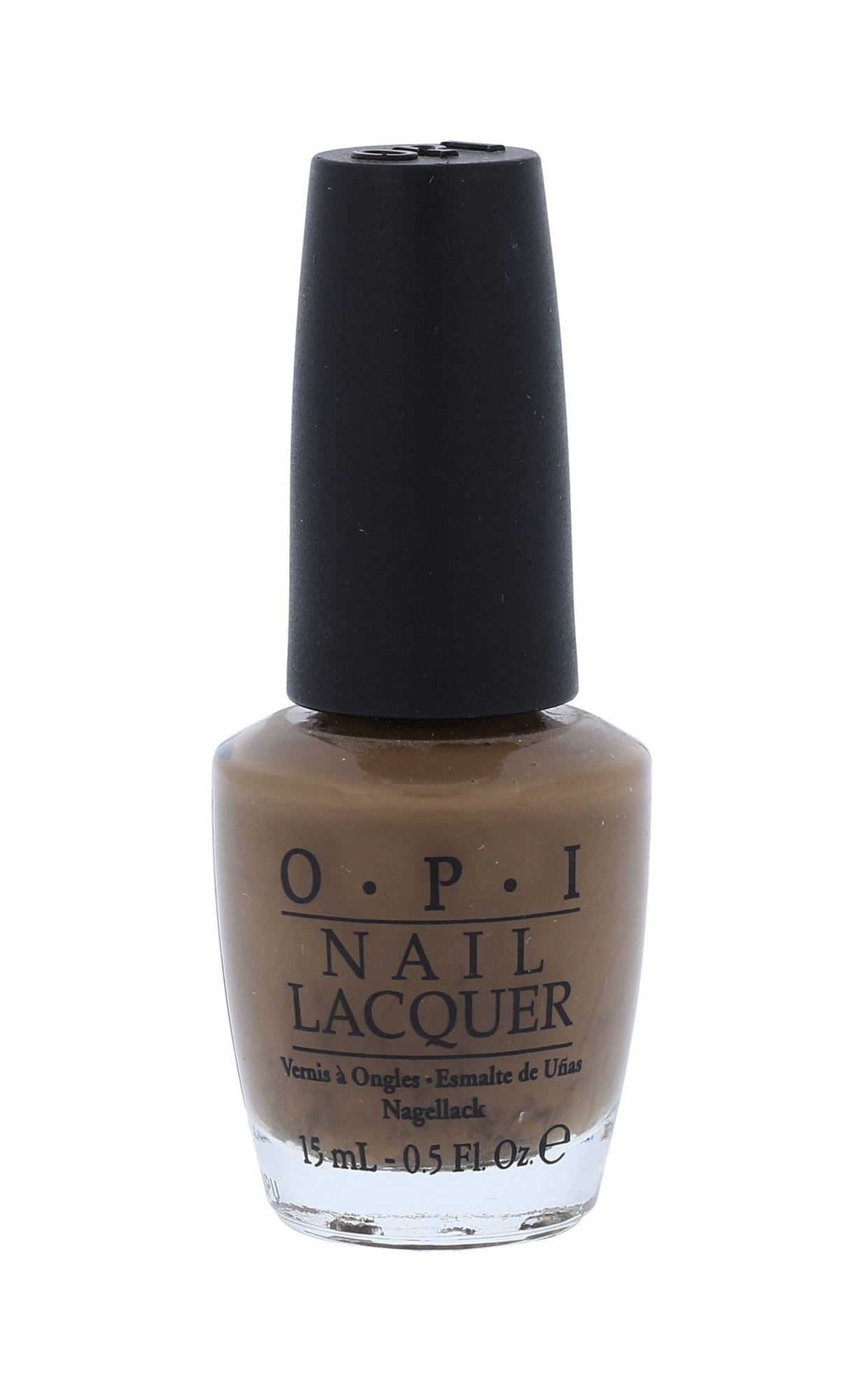 OPI Nail Lacquer Cosmetic 15ml NL T24 A-Taupe The Space Needle