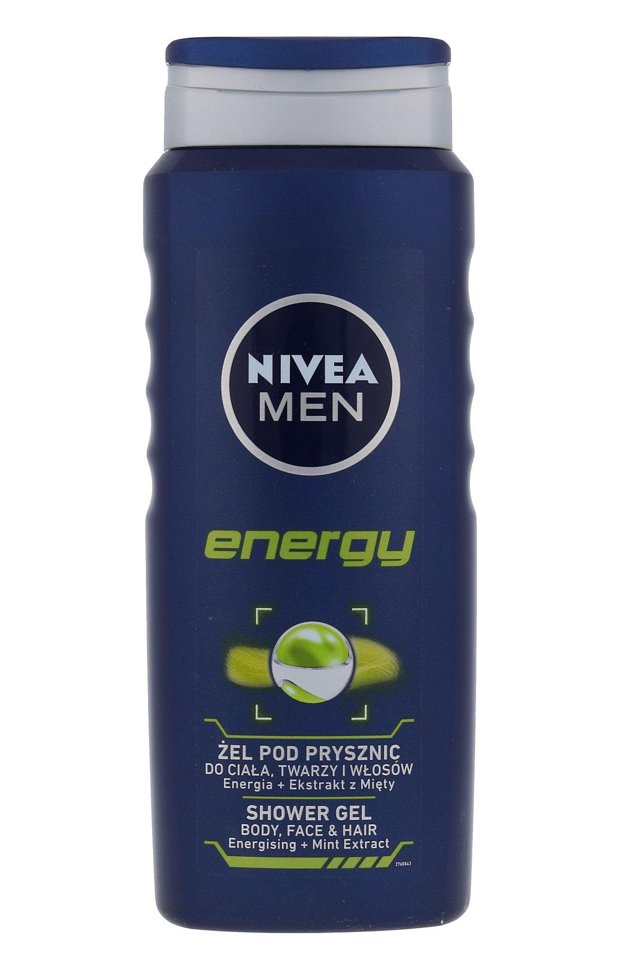 Nivea Men Energy Cosmetic 500ml