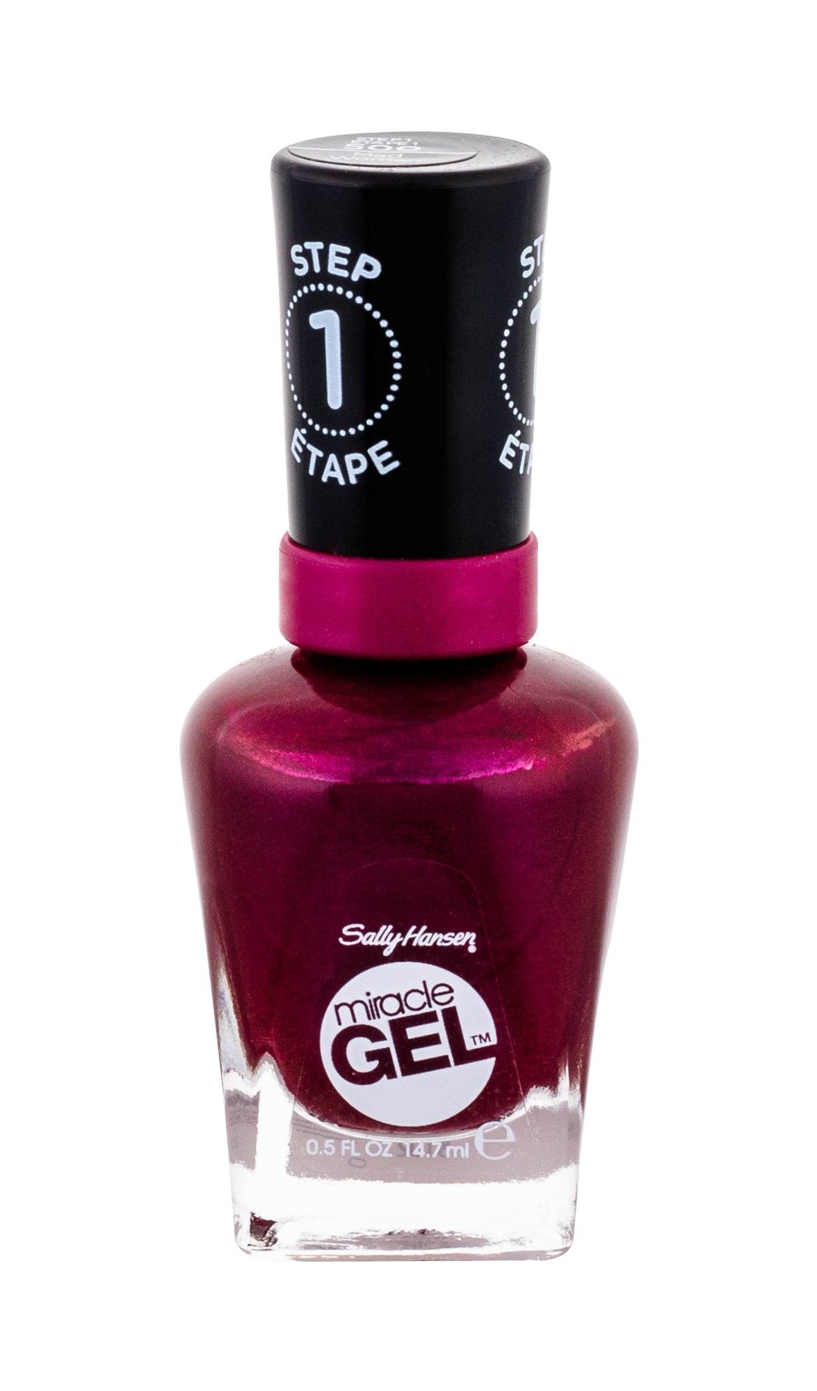 Sally Hansen Miracle Gel Cosmetic 14,7ml 500 Mad Women