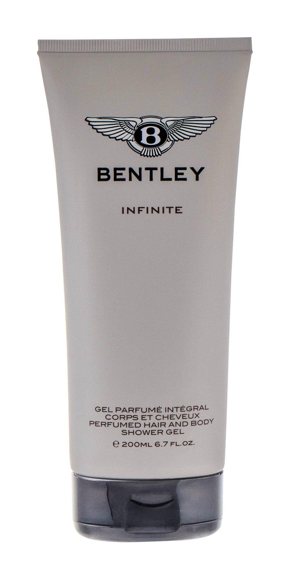 Bentley Infinite Shower gel 200ml