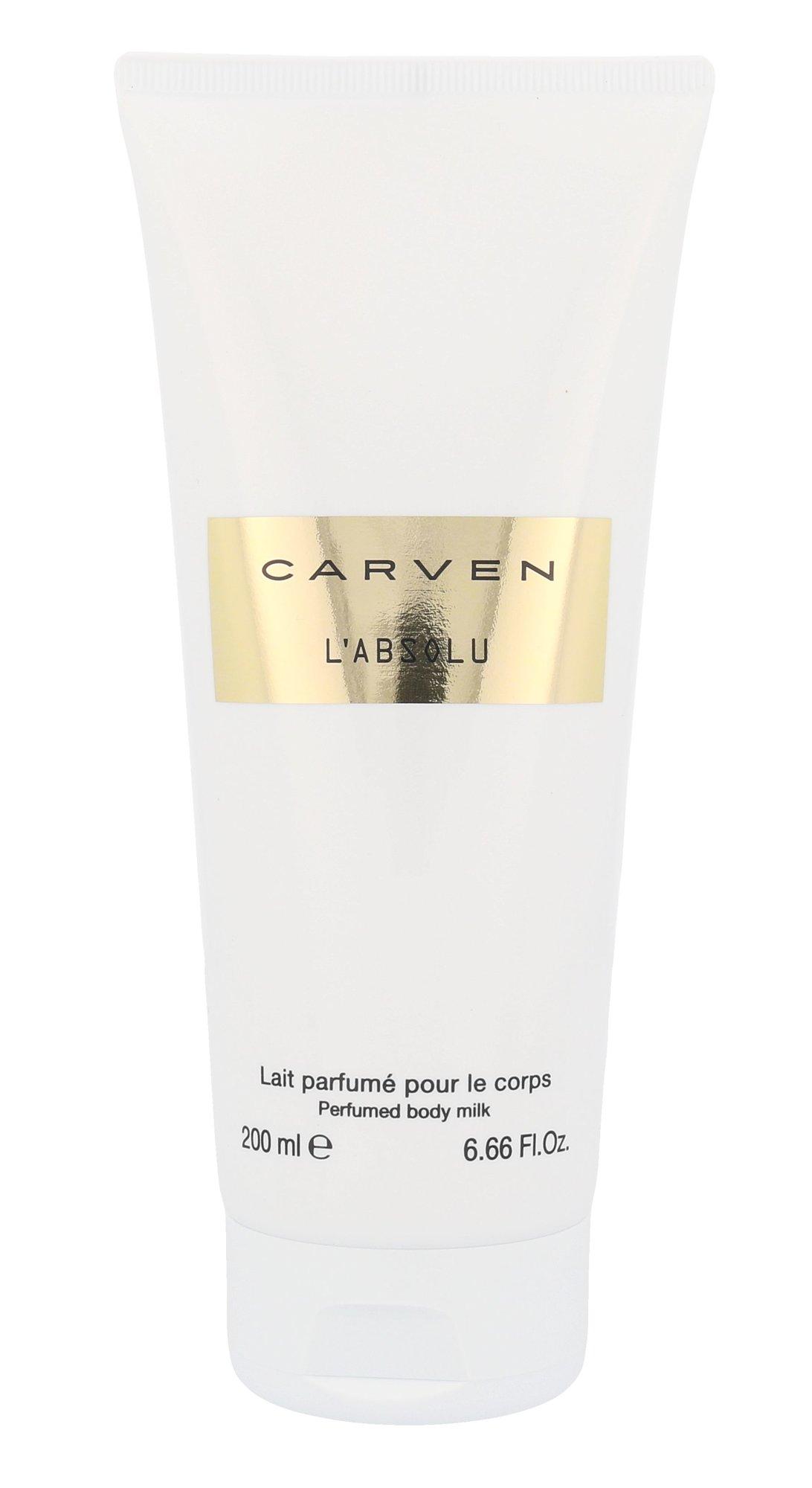 Carven L´Absolu Body lotion 200ml