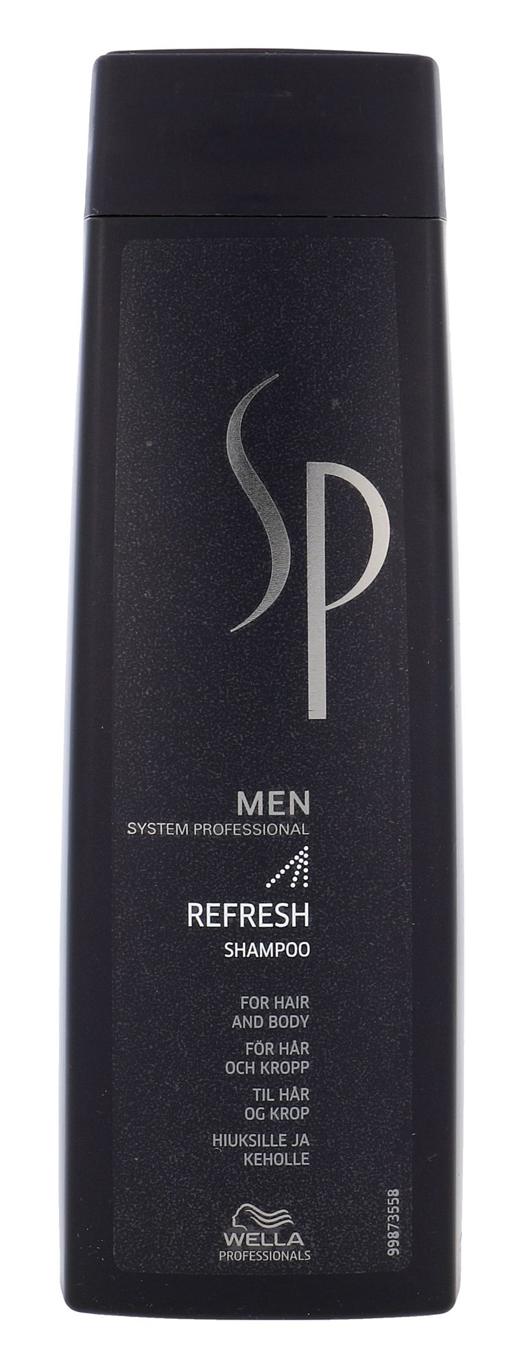 Wella SP Men Refresh Shampoo Cosmetic 250ml