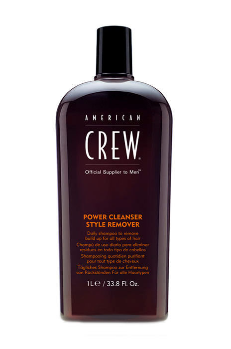 American Crew Classic Cosmetic 1000ml  Power Cleanser Style Remover