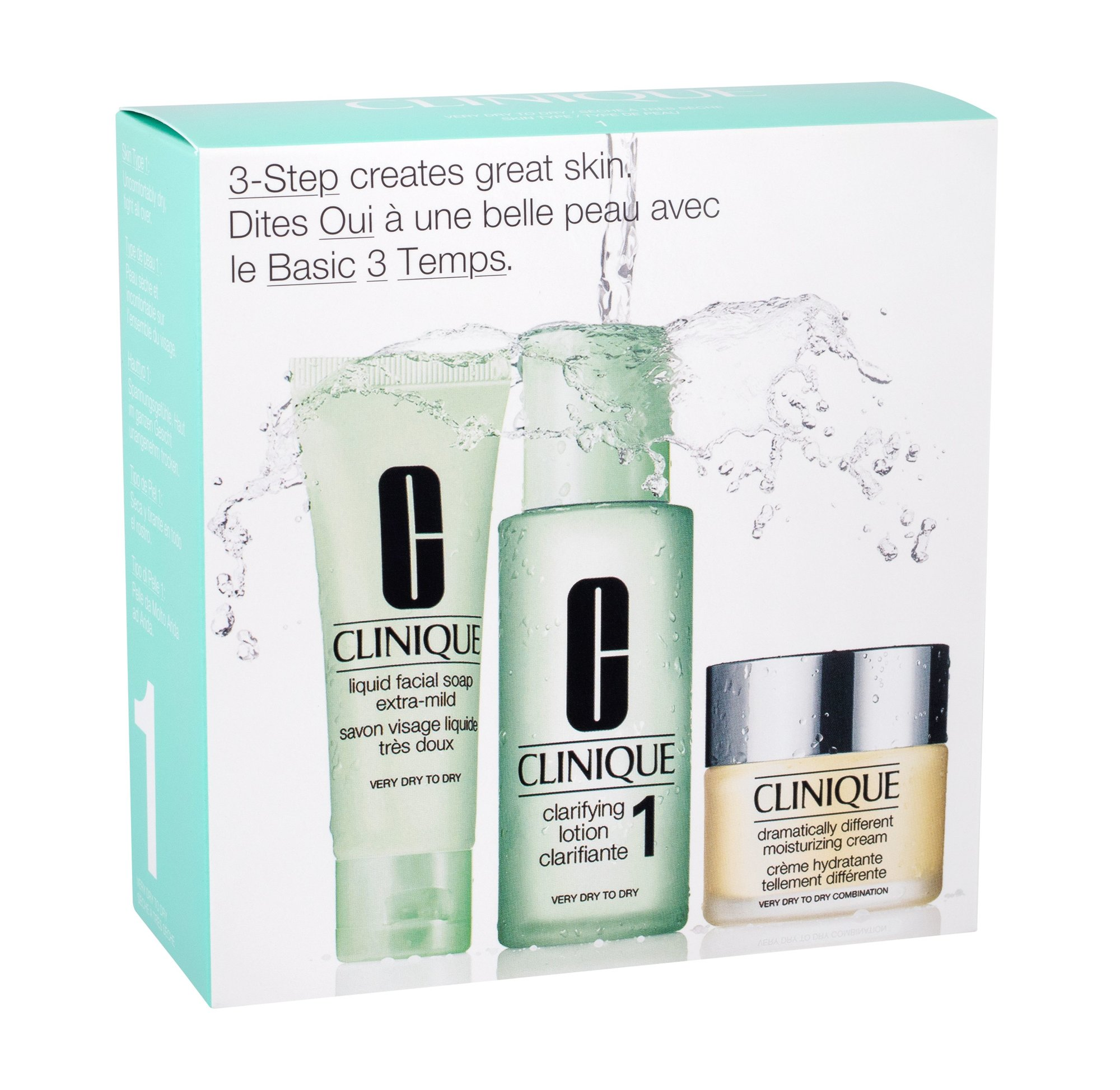 Clinique 3-Step Skin Care 1 Cosmetic 30ml
