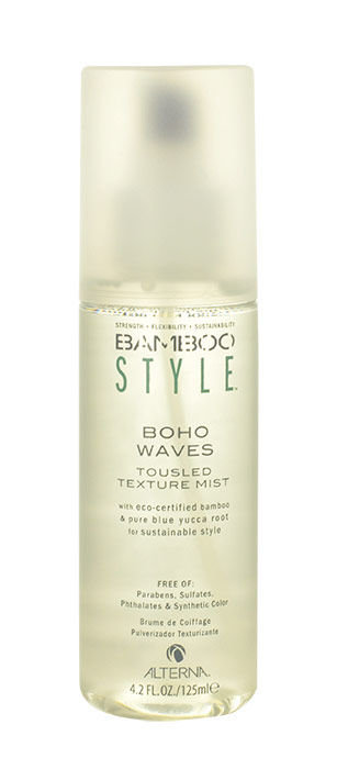 Alterna Bamboo Style Cosmetic 125ml  Boho Waves Tousled Texture Mist