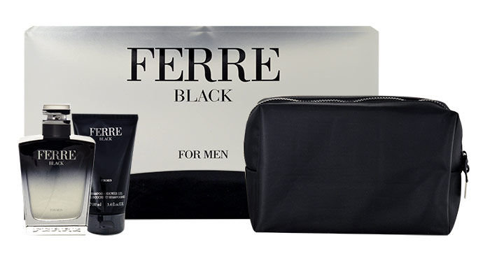 Gianfranco Ferre Ferre Black EDT 100ml