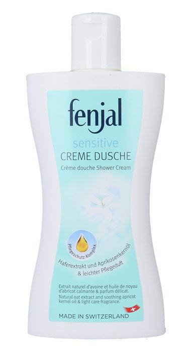 Fenjal Sensitive Shower Cream Cosmetic 200ml