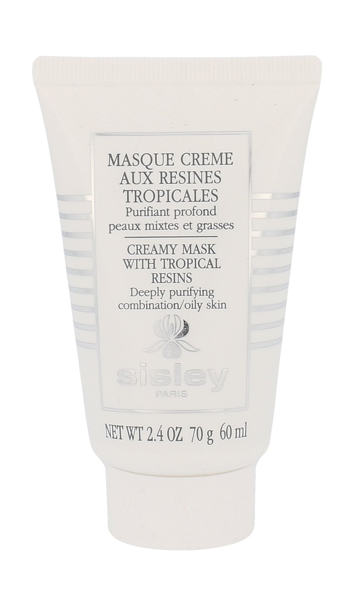 Sisley Creamy Mask With Tropical Resins Cosmetic 70ml