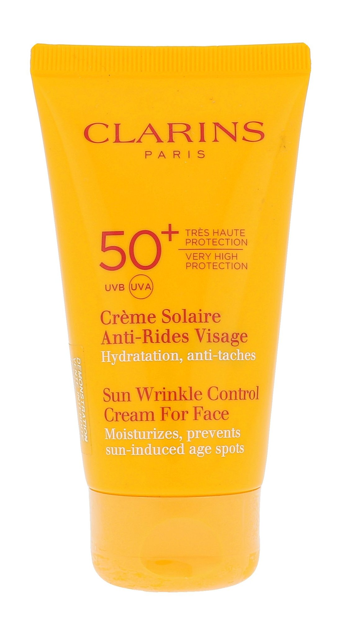 Clarins Sun Wrinkle Control Cosmetic 75ml