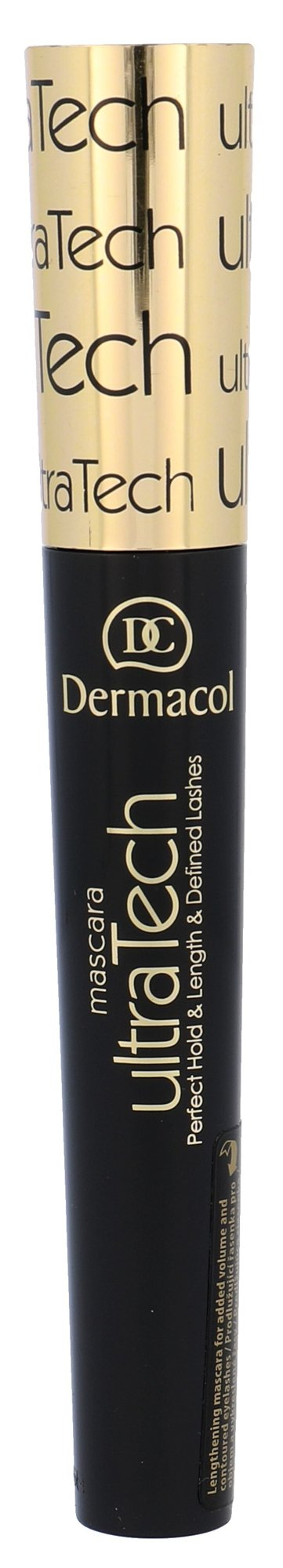 Dermacol Ultra Tech Cosmetic 10ml Black
