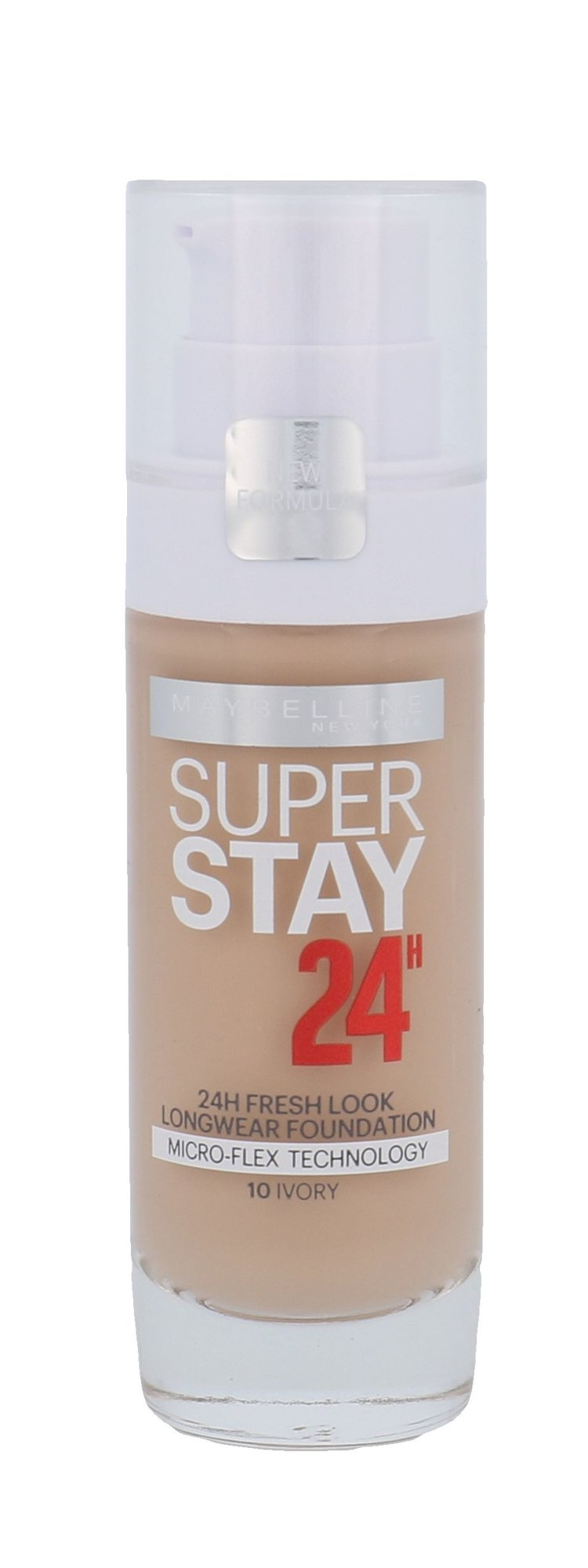 Maybelline Superstay Cosmetic 30ml 10 Ivory