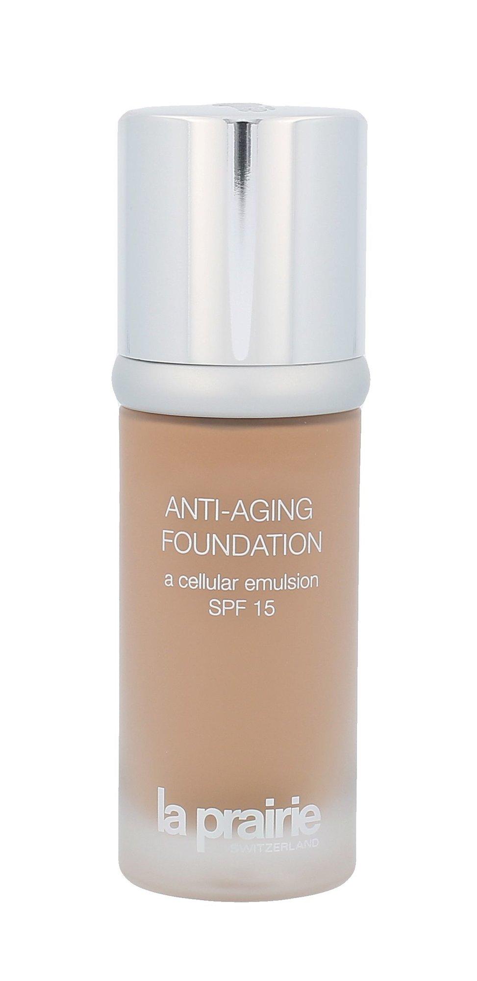 La Prairie Anti Aging Foundation SPF15 Cosmetic 30ml Shade 700