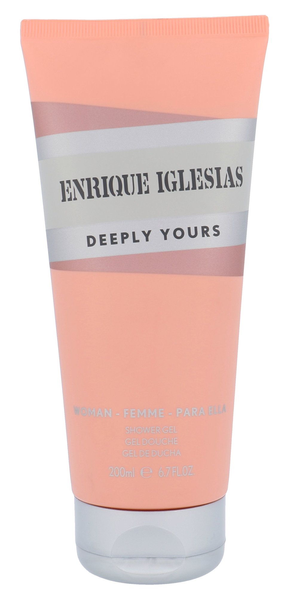 Enrique Iglesias Deeply Yours Woman Shower gel 200ml