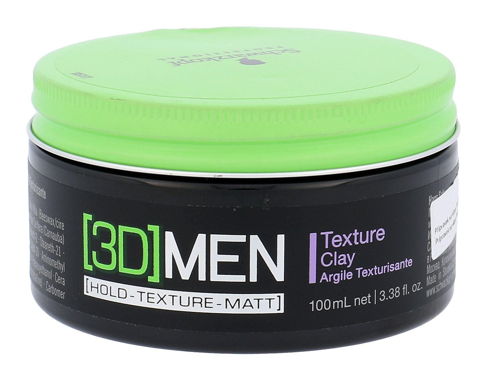Schwarzkopf 3DMEN Cosmetic 100ml