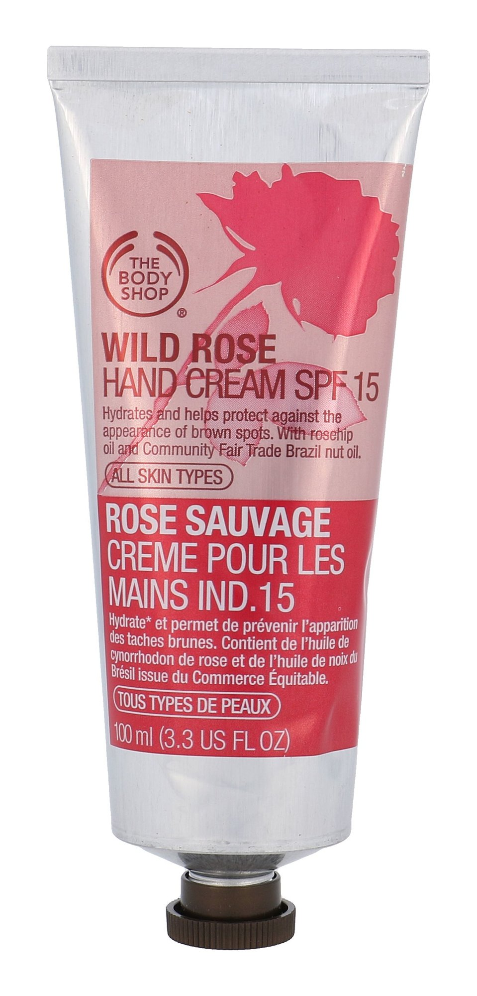 The Body Shop Wild Rose Cosmetic 100ml
