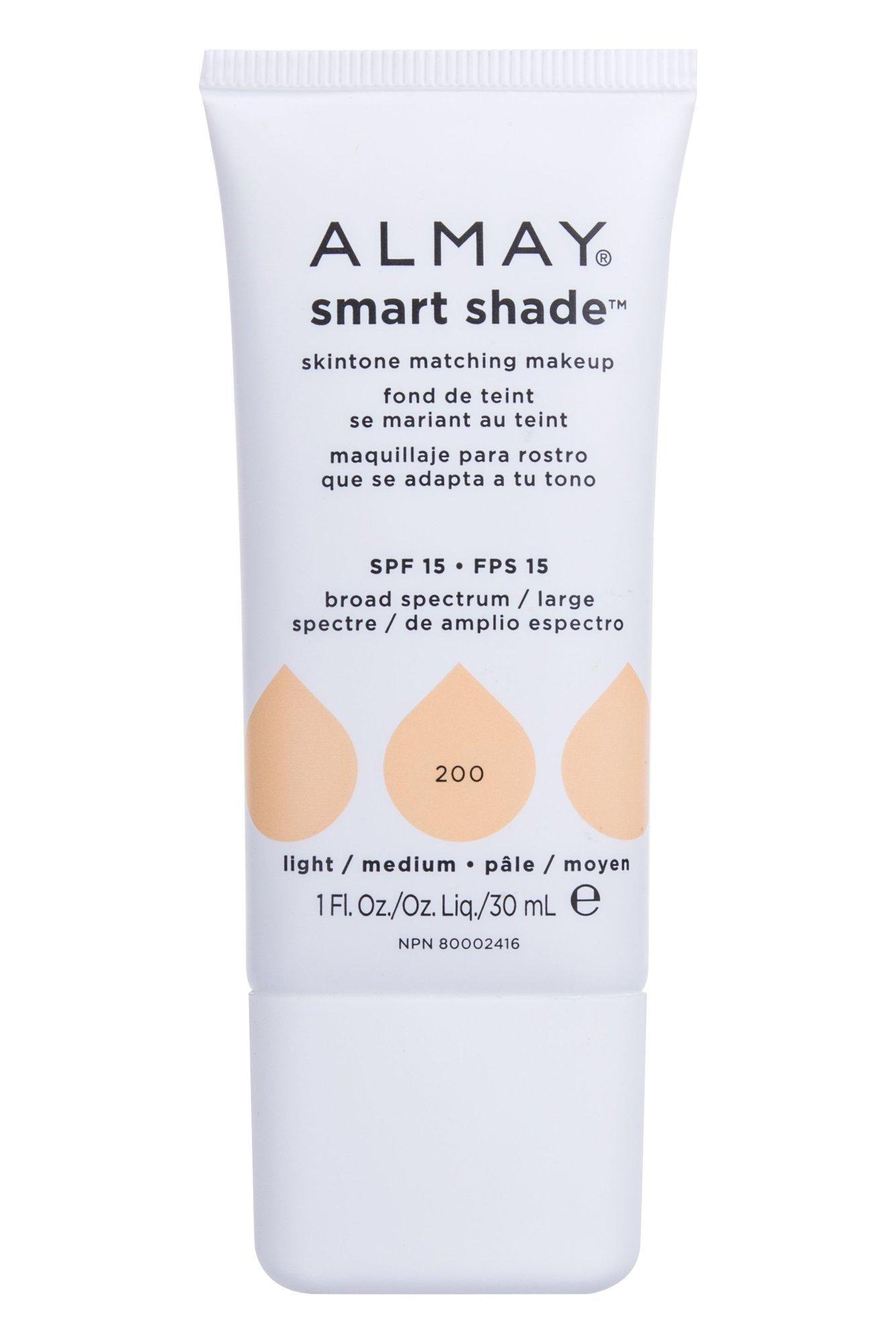 Almay Smart Shade Cosmetic 30ml 200 Light