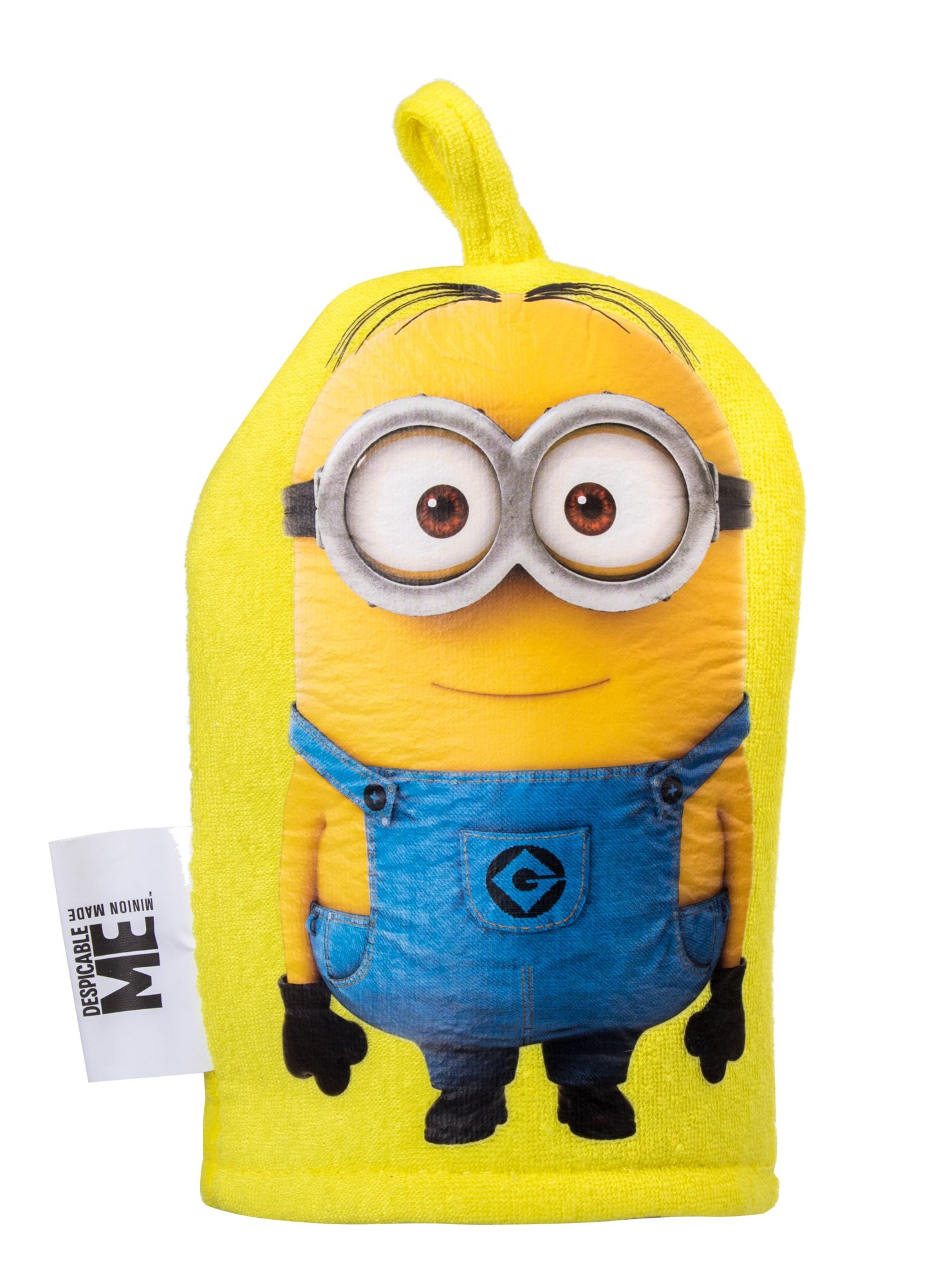 Minions Wash Mitt Cosmetic 1ml