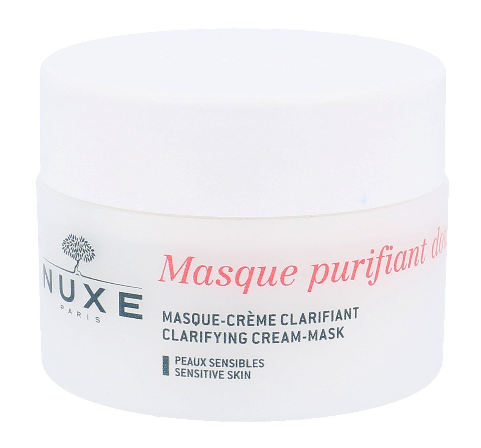 NUXE Rose Petals Cleanser Cosmetic 50ml