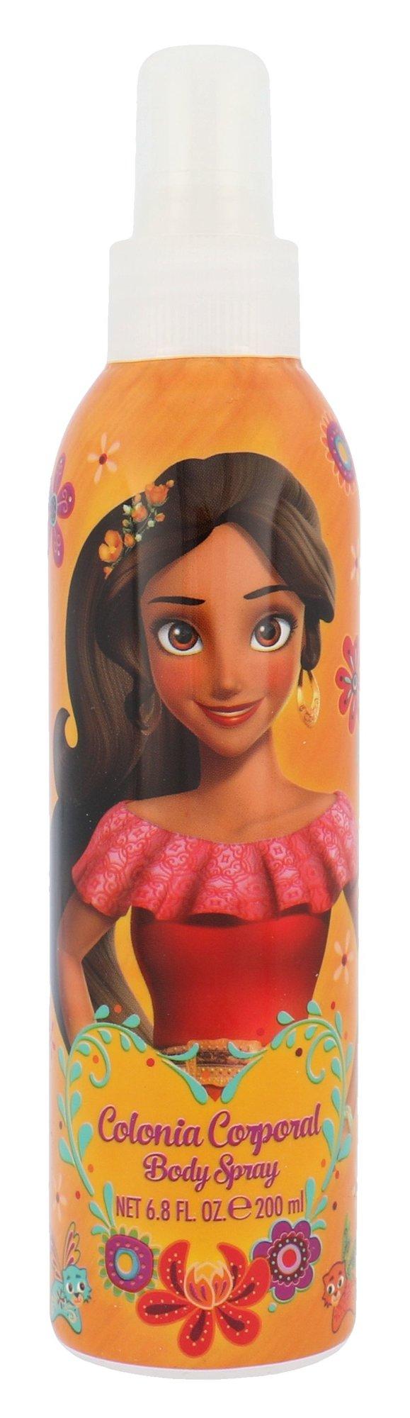 Disney Elena of Avalor Tělový spray 200ml