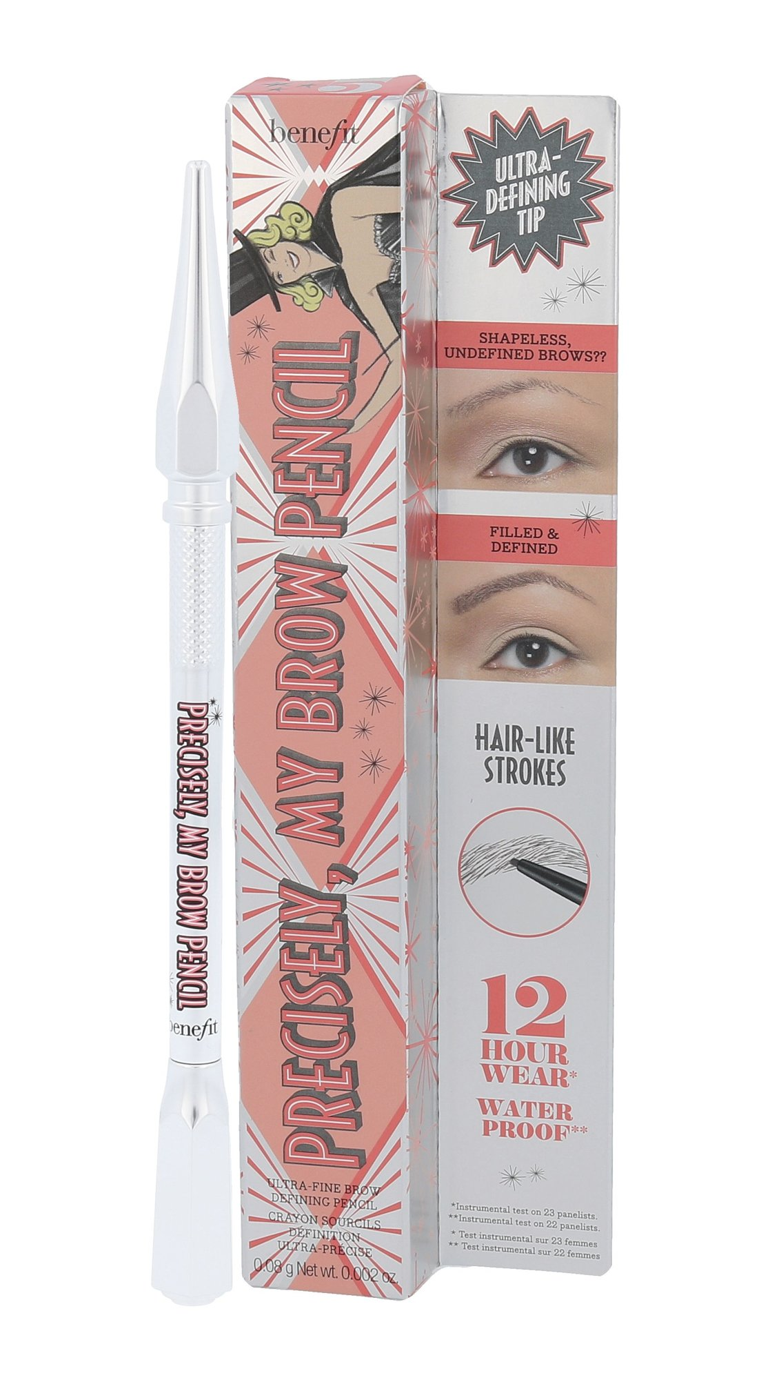 Benefit Precisely, My Brow Cosmetic 0,08ml 05 Deep