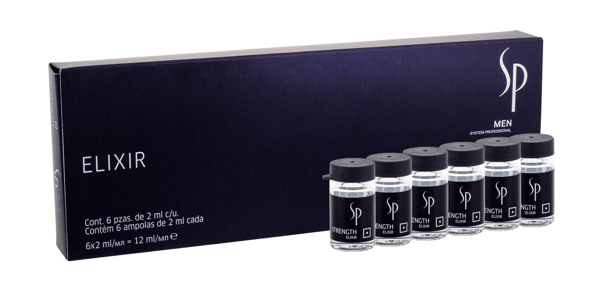 Wella SP Men Hair Oils and Serum 6x2ml