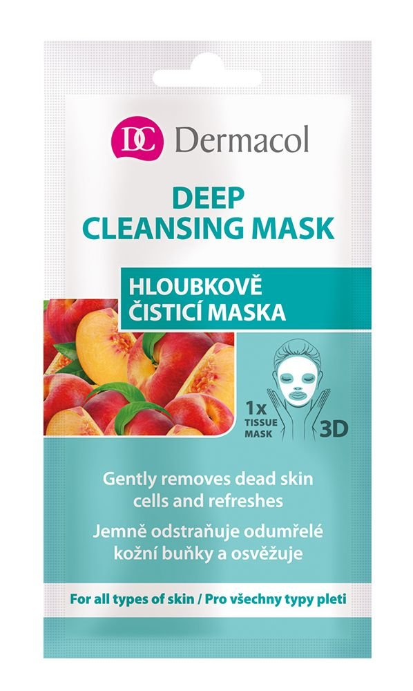 Dermacol Deep Cleansing Mask Cosmetic 15ml