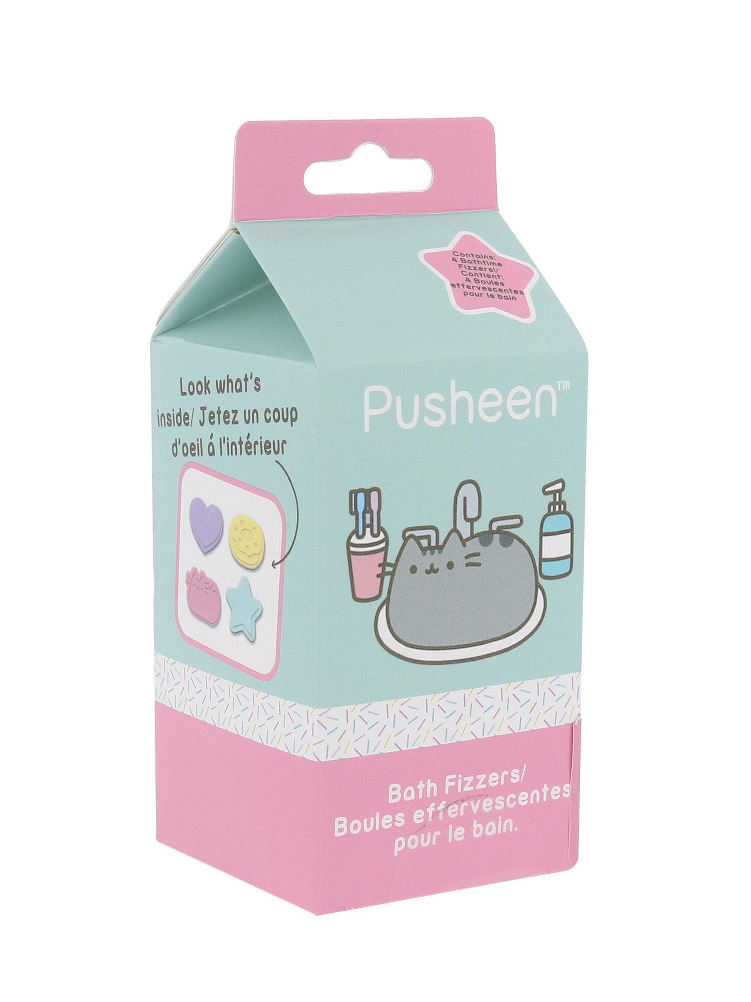 Pusheen Bath Fizzers Cosmetic 15gml