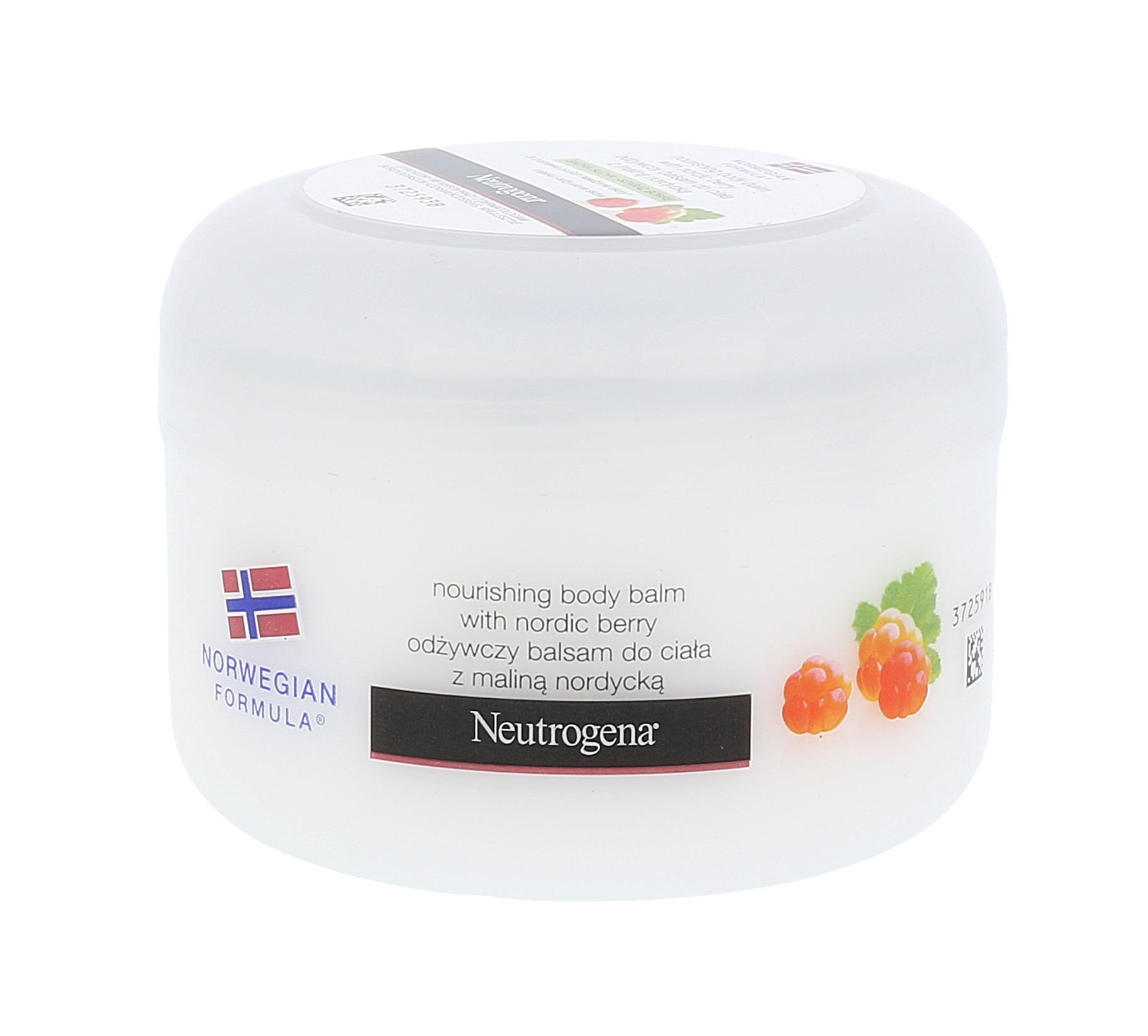 Neutrogena Nourishing Body Balm With Nordic Berry Cosmetic 200ml