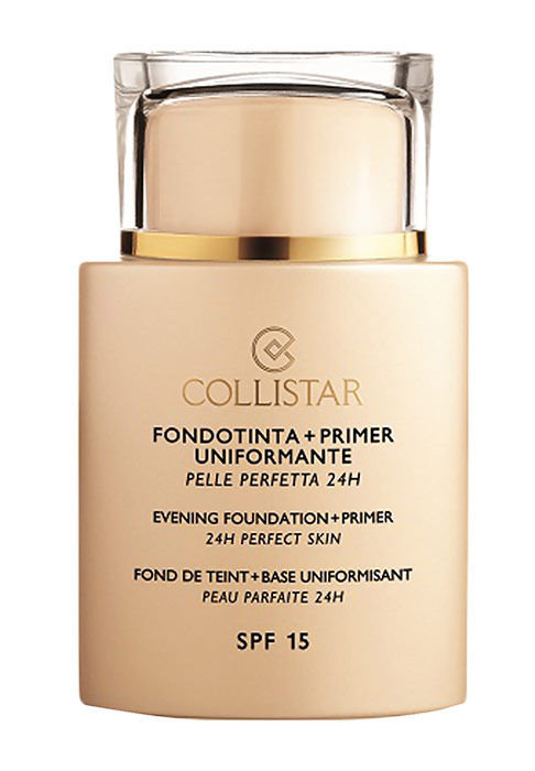 Collistar Evening Foundation + Primer Cosmetic 35ml 1 Ivory