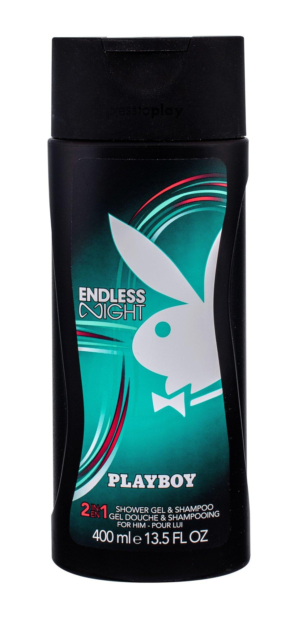 Playboy Endless Night Shower gel 400ml