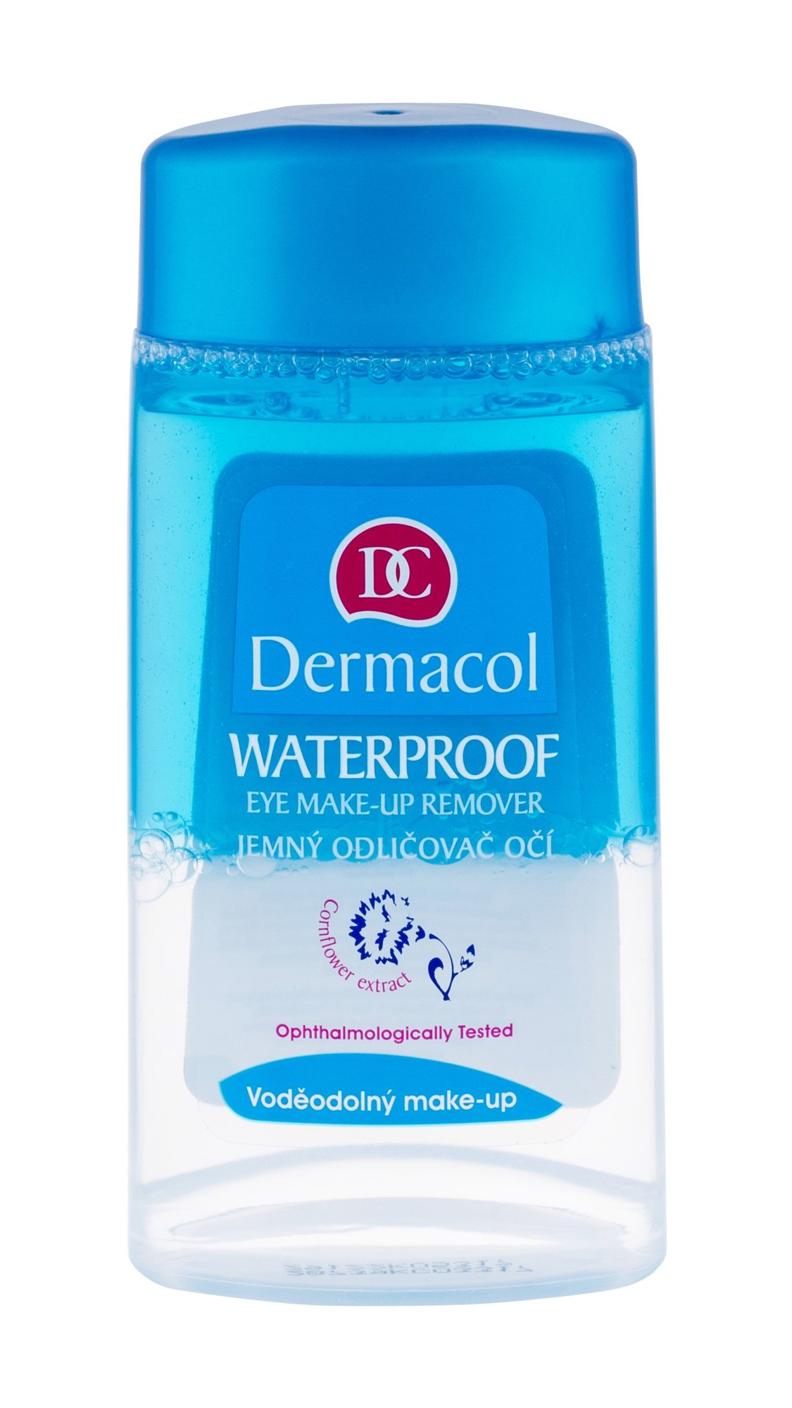 Dermacol Waterproof Eye Make-up Remover Cosmetic 120ml