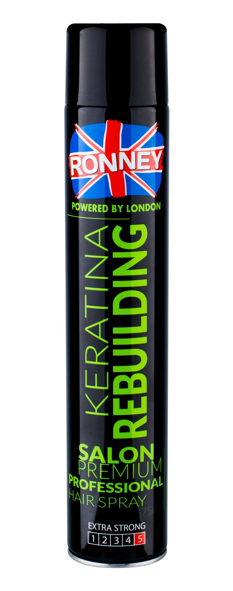 Ronney Keratina Rebuilding Hair Spray Cosmetic 750ml
