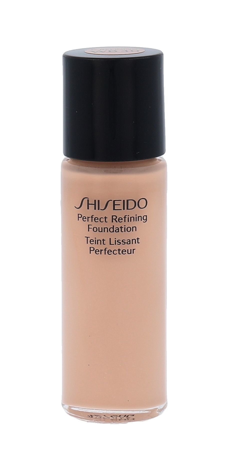 Shiseido Perfect Refining Foundation Cosmetic 15ml WB40 Natural Fair Warm Beige