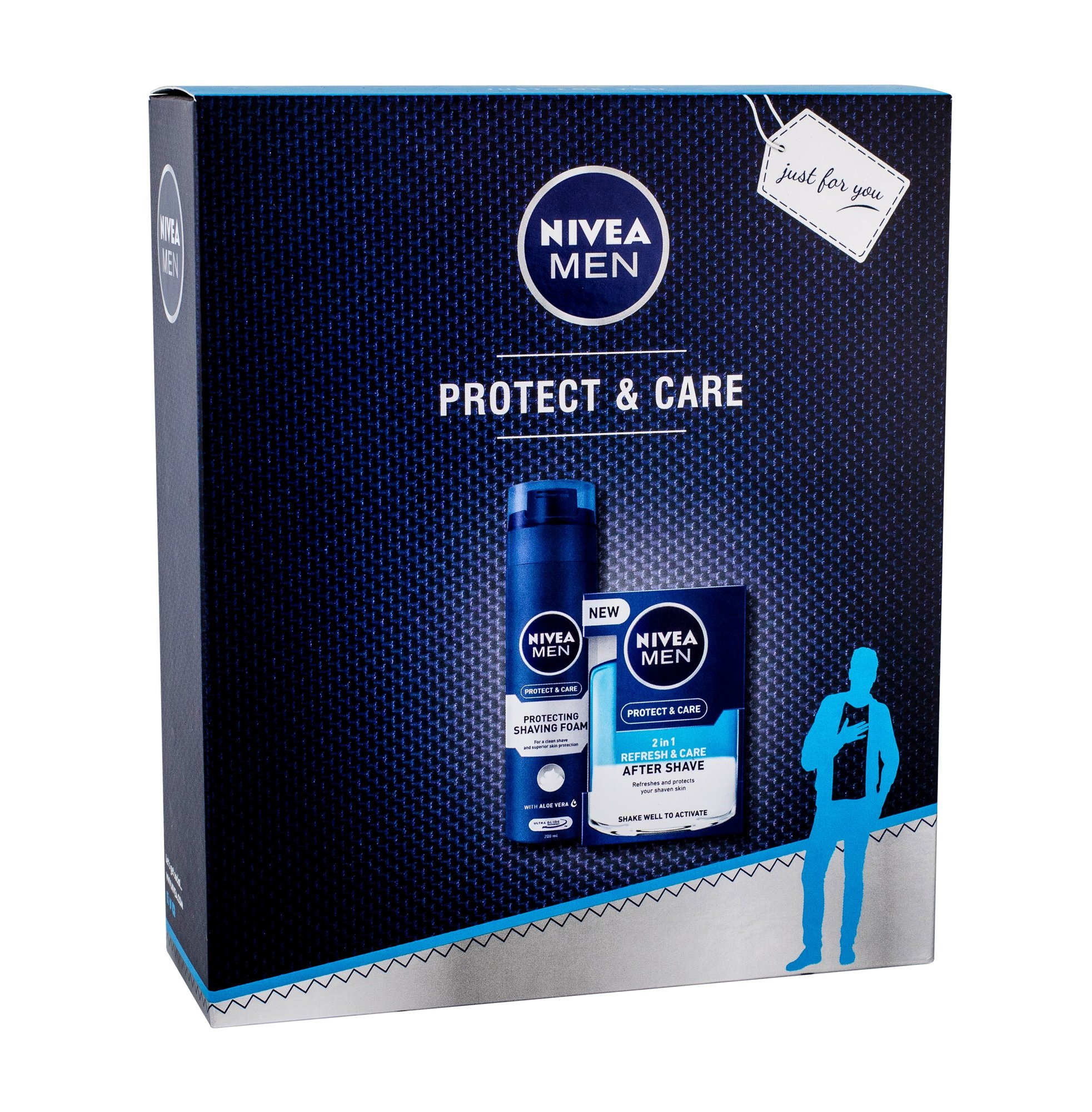 Nivea Men Protect & Care Aftershave Water 100ml
