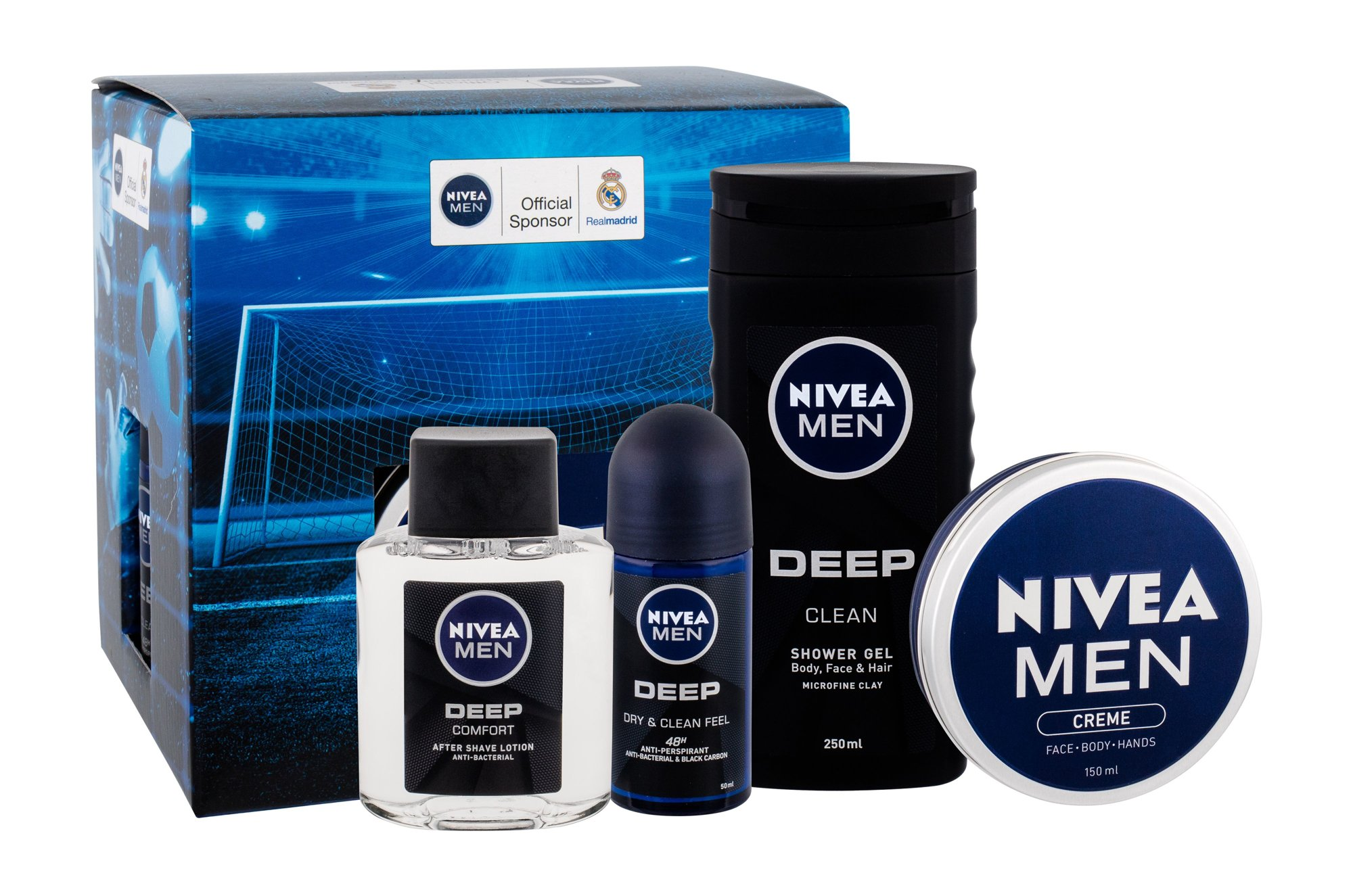 Nivea Men Deep Aftershave Water 100ml