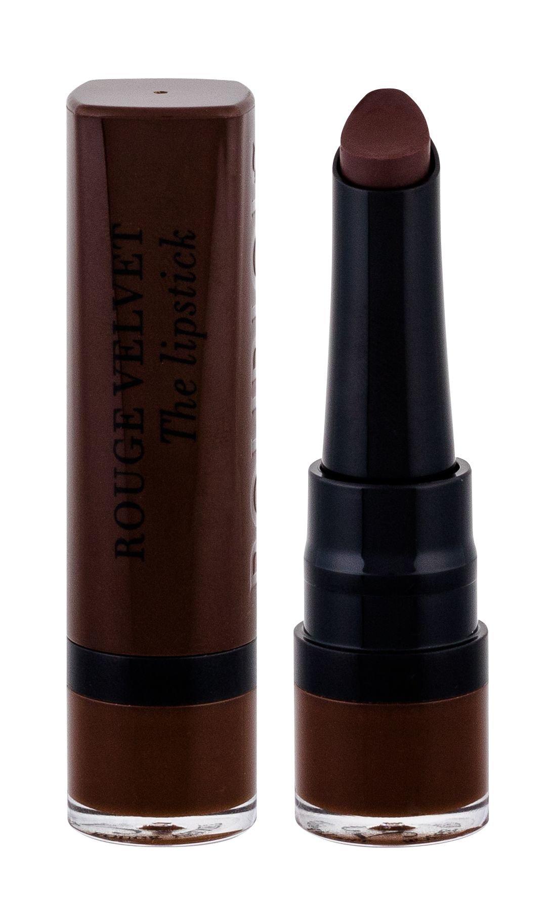 BOURJOIS Paris Rouge Velvet Lipstick 2,4ml 25 Maca´brown