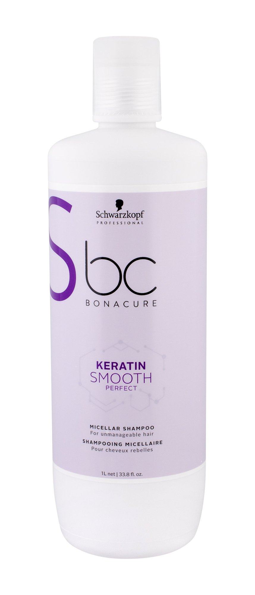 Schwarzkopf BC Bonacure Keratin Smooth Perfect Shampoo 1000ml