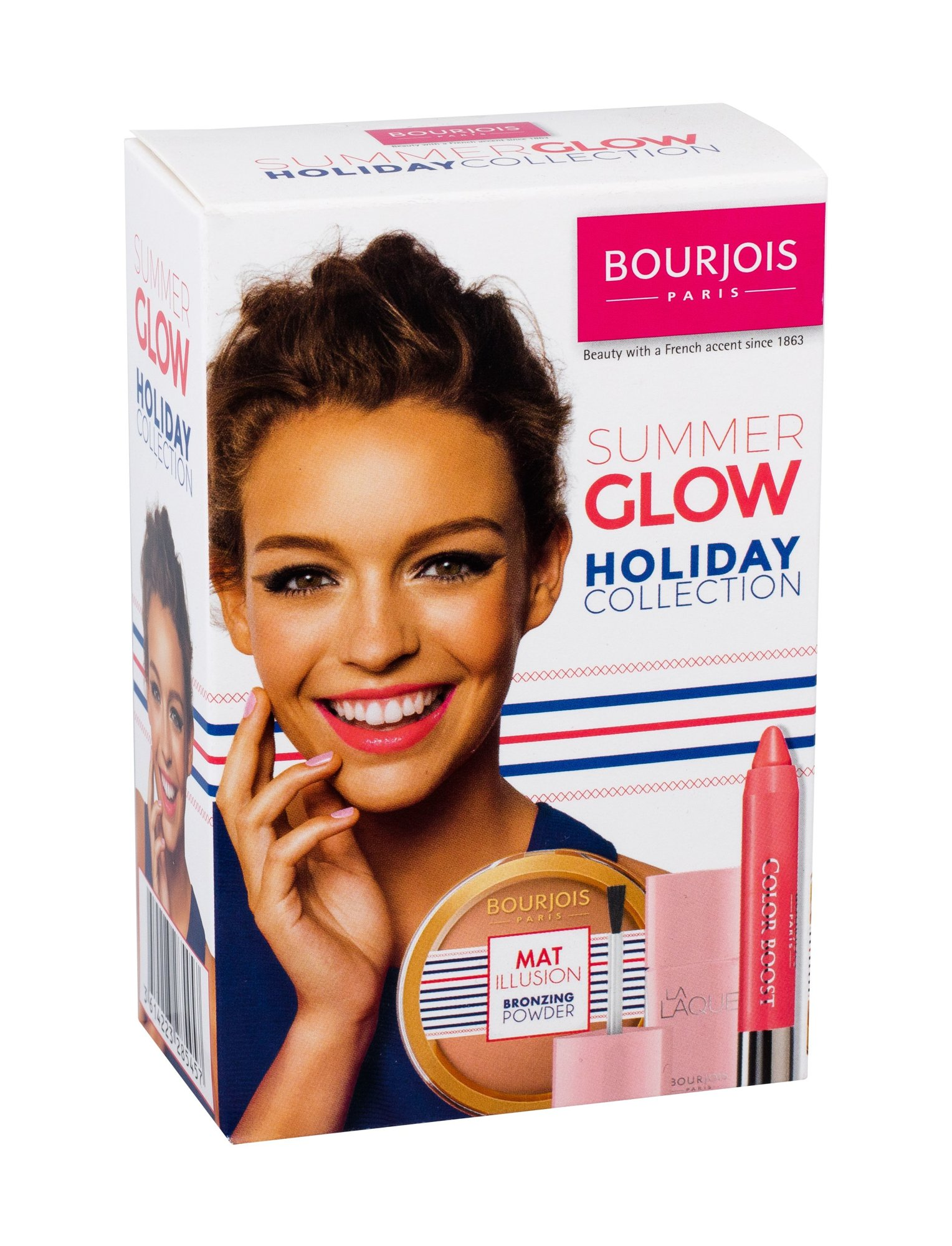 BOURJOIS Paris Color Boost Lipstick 2,75ml 04 Peach On The Beach