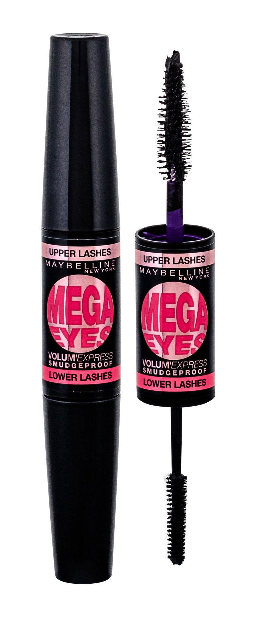 Maybelline Mega Eyes Volum Express Mascara 9,7ml Black
