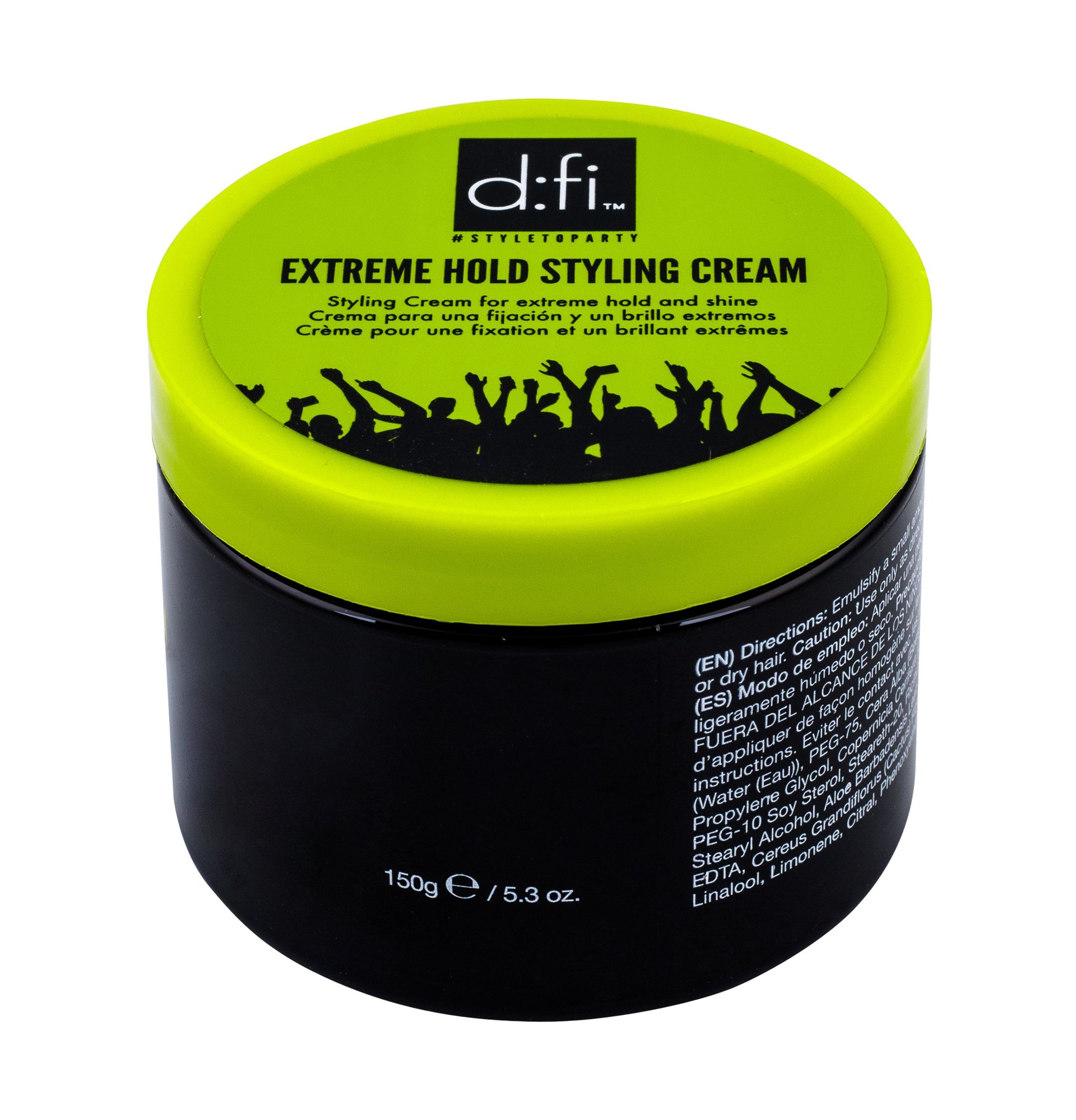 Revlon Professional d:fi Hair Cream 150ml