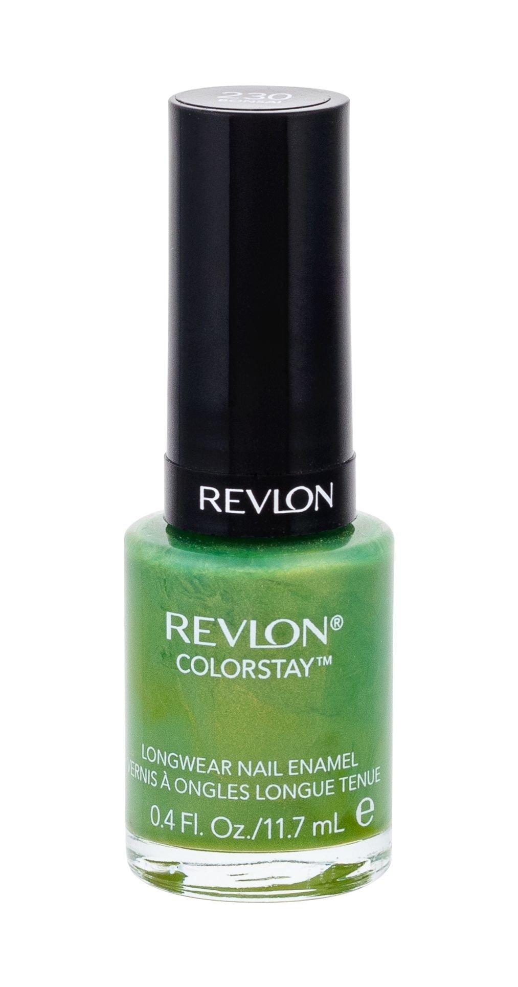 Revlon Colorstay Nail Polish 11,7ml 230 Bonsai